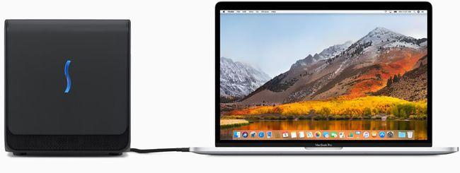 GPU esterne per Mac: attesa fino a primavera 2018