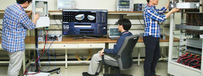 Samsung pronta per il 5G entro il 2020