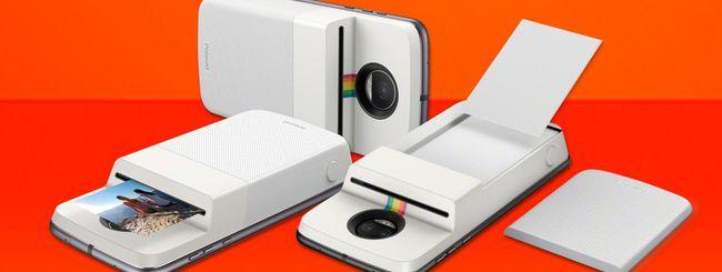 Motorola annuncia un Moto Mod per stampare le foto