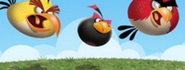 Angry Birds arriva su Windows Phone 7
