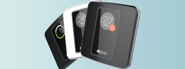 Airgloss, soluzione innovativa per le Smart Home