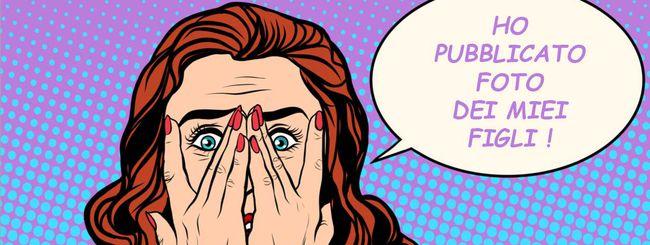 Sharenting: il monito del Garante diventa allarme