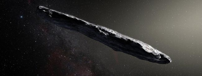 'Oumuamua, l'asteroide interstellare
