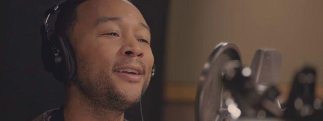 Assistente Google: addio alla voce di John Legend