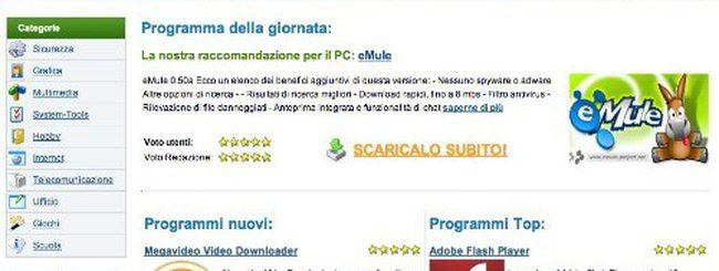 Italia-Programmi.net: nuova email e consigli contro la truffa