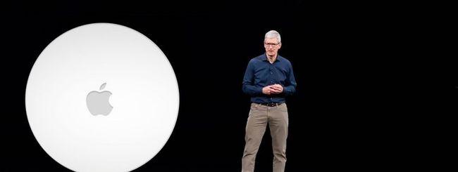 AirTag, Apple si lascia sfuggire le prove