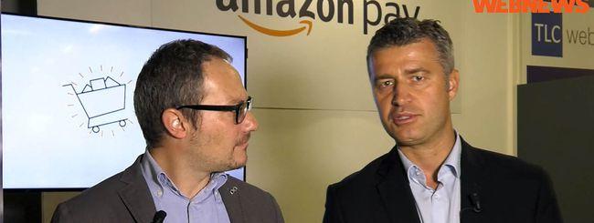 Netcomm Forum, benvenuto ad Amazon Pay