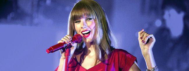 YouTube: un attacco dal manager di Taylor Swift