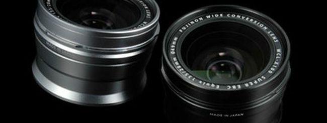 Fujifilm X100 e WCL-X100, nuovi scatti di prova
