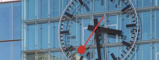 Orologio delle Ferrovie Svizzere