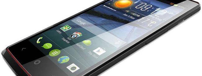 Acer presenta Liquid E3, per gli amanti dei selfie