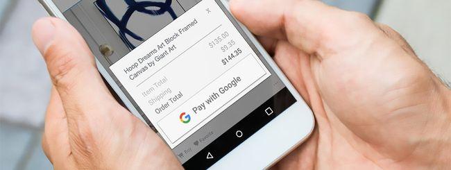 Acquisti online più semplici con Pay with Google