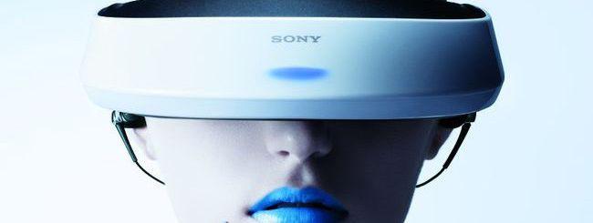 Sony presenterà un HMD per PS4 al TGS 2013
