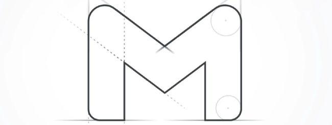 Gmail: via al restyling, non solo del logo