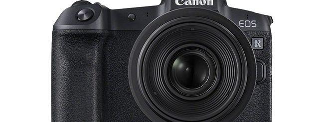 La visione di Canon sul futuro del mercato fotografico