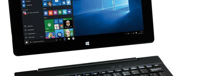 Mediacom annuncia due WinPad con Windows 10