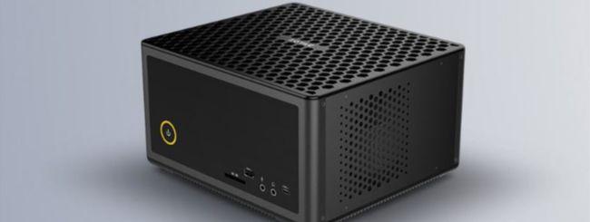 Zotac Z-BOX Magnus, mini PC per il gaming