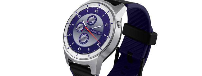 ZTE Quartz, smartwatch economico con Android Wear