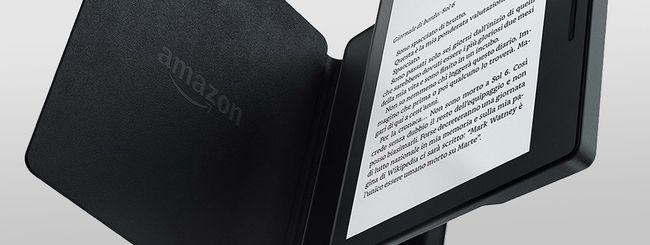 Amazon annuncia il Kindle Oasis