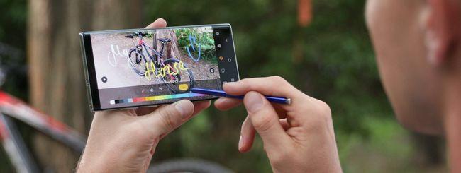 Samsung Galaxy Note 10 e Galaxy Note 10+ su Amazon