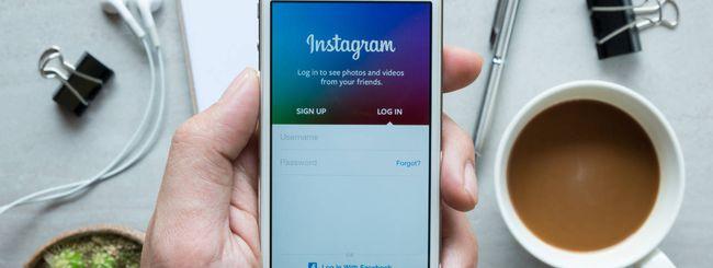 Instagram, arriva il pulsante Archivia