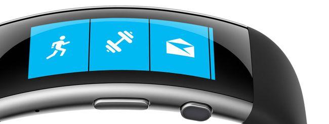 Microsoft Band 2, consigli per l'uso corretto