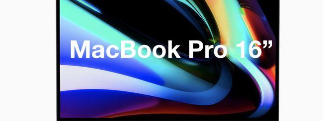 MacBook Pro 16″: le cose da sapere prima dell'acquisto