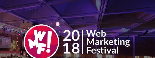 Web Marketing Festival 2018, tutte le novità