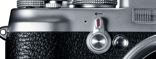 Fujifilm X100 Vs. Fujifilm X100s