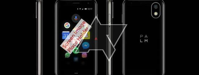 Palm Pepito, schermo da 3,3 pollici e Android Oreo?