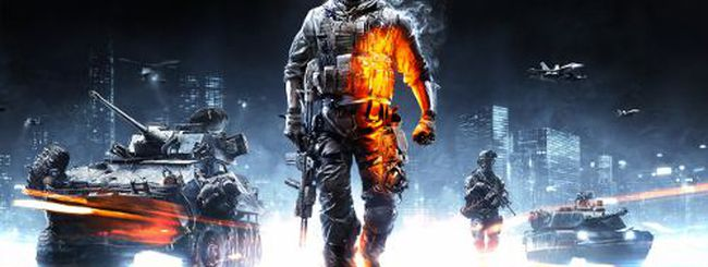 Battlefield 3 sui tablet Android con Tegra 3