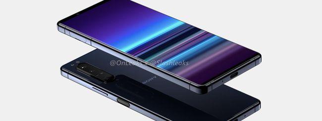 Sony Xperia 1.1 o 5 Plus, annuncio al MWC 2020?