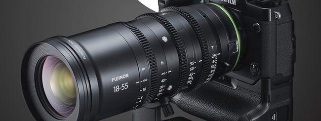 Il nuovo Fujifilm Instant Rebate per la X-H1 e MKX