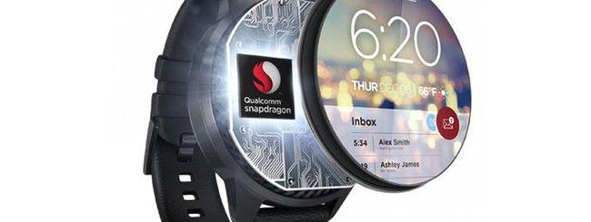 Snapdragon Wear 2100, il chip per indossabili