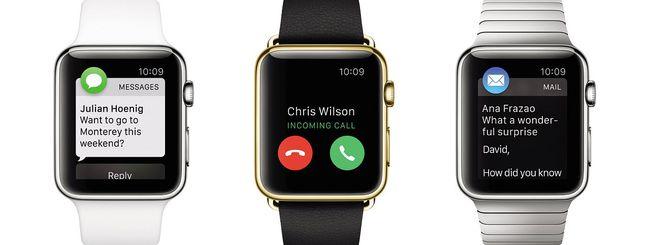 Apple Watch oro costa 11.000 euro (almeno)