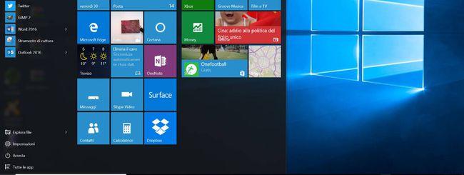 Windows 10, in sviluppo un nuovo Esplora File