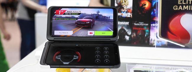 LG V50 ThinQ 5G perfetto per il gaming