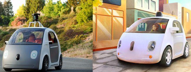 Google self-driving car, test nel mondo virtuale
