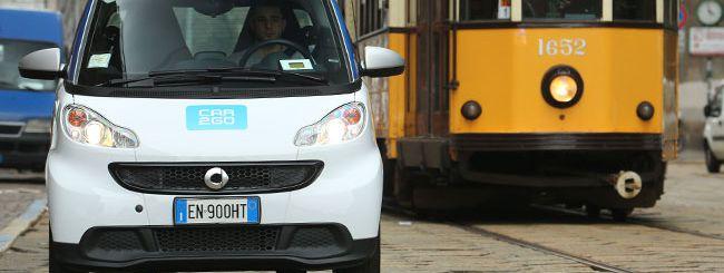 car2go, parte a Milano l'iniziativa di car sharing