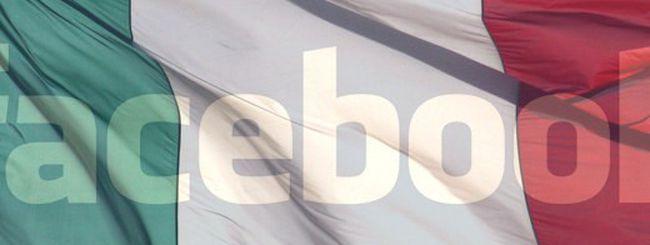 20 milioni di italiani sono su Facebook
