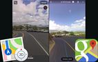 Google Street View Vs. Apple Look Around (iOS 13)