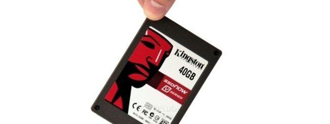 Il 2012 sarà l'anno degli SSD, parola di Kingston