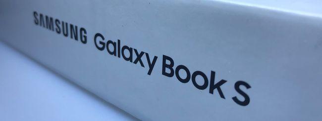 Samsung Galaxy Book S: le specifiche