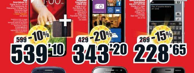 Mediaworld lancia i saldi: Nokia Lumia 925 a 343€