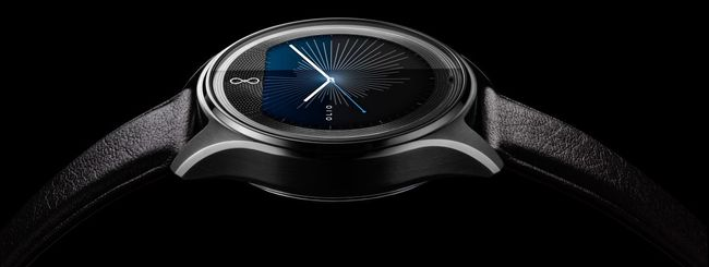 Olio Model One, lo smartwatch salva-tempo