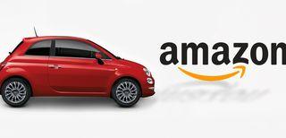 Fiat 500 Amazon