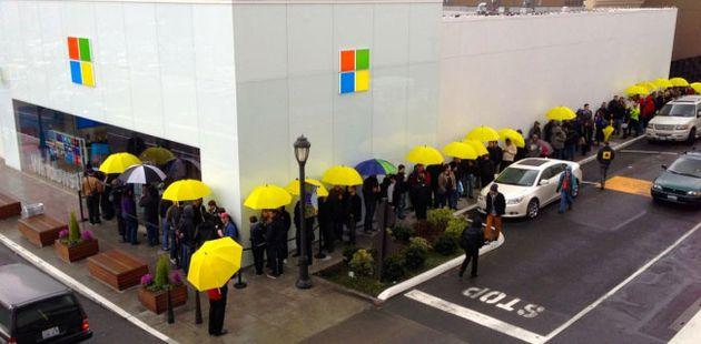 Microsoft Store di Seattle