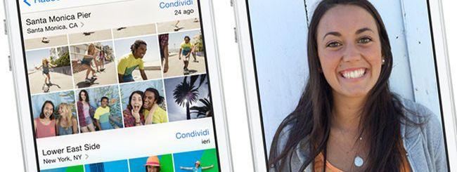 iOS 7: torna il bug delle immagini cancellate