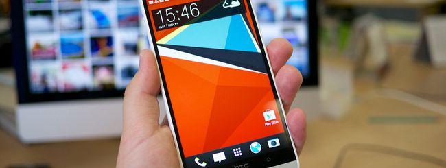 HTC One 2014: stesso design, fotocamera come Lytro