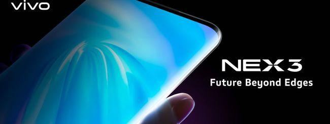 Vivo NEX 3 5G, smartphone senza pulsanti